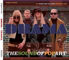 The Sound of Pop Art  - Drama  CD - England In June - NEW !
