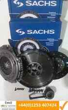 VW CADDY 2.0 TDI SACHS DMF FLYWHEEL AND SACHS CLUTCH KIT SLAVE BEARING ALL BOLTS