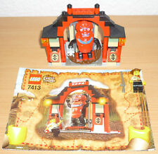 Lego Orient Expedition 7413 gol del jun-chi V. 2003 + Oba