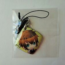 Hakuoki Hakuouki Movie Chibi Phone Cleaner Strap Toudou Heisuke Version C New