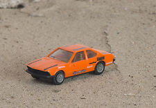 HERPA 1:87 H0 BMW 633 CSi Jägermeister orange !