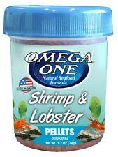 Omega One * Shrimp & Langosta Pellets 34 G