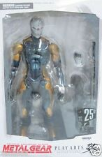 Used Square Enix Play Arts Kai Metal Gear Solid Solid Cyborg Ninja Painted