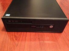 HP EliteDesk 800 G1 SFF Intel Core i5-4570 3.2GHz 4GB 600GB Win 7 Pro/ MS Office