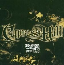 "Cypress Hill ""Greatest Hits from the bong"" CD NUOVO"