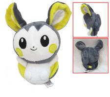 """7"""" Cute Pokemon Smile Emolga Kids Toy Soft Plush Stuffed Doll Toy Birthday Gift"""