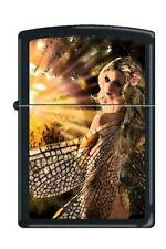 Zippo 5137 faerie RARE & DISCONTINUED Lighter