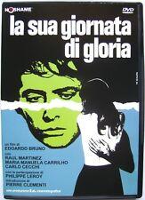 Dvd La Sua giornata di gloria di Edoardo Bruno 1969 Usato raro fuori cat.