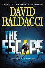 The Escape (John Puller Series), Baldacci, David, Good Book