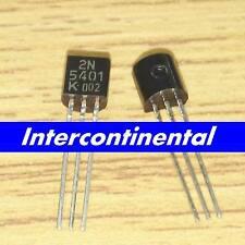 20pcs DIP Transistor 2N5401 5401 KEC TO-92