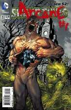 Swamp Thing (2013) 23.1 NEW 52 VILLAINS MONTH