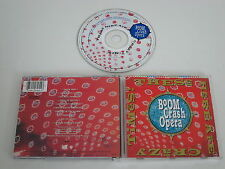 Boom Crash opera/these here are Crazy Time (Giant-Warner 7599-26160-2) CD Album