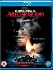 SHUTTER ISLAND [REGION B] - NEW BLU-RAY