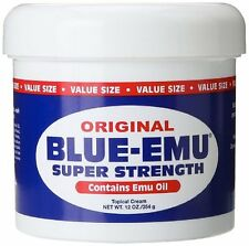 NEW  Blue Emu Original Analgesic Cream, 12 Ounce (Packaging May Vary)