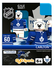 Carlton Mascot TORONTO MAPLE LEAFS  OYO NHL HOCKEY Mini Figure LEGO compatible