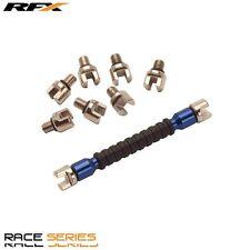 Rfx Azul habló clave Intercambiables Multi Punta Tipo Tamaños 5.4mm-7.0 mm Motocross