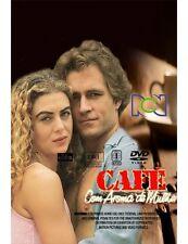 Telenovela CAFÉ CON AROMA DE MUJER. Guy Ecker y Margarita Rosa de Francisco. DVD