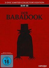 DER BABADOOK 2014 Blu-Ray & DVD Limited Collector's Edition Mediabook OVP!