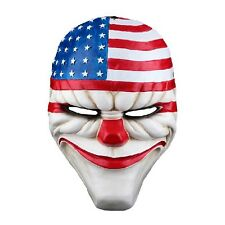 New payday 2 Game Dallas Cosplay Mask Heist Joker Costume Props Collection