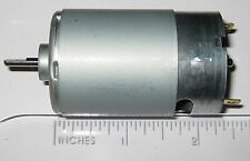 Mabuchi 555 12V DC Motor - Printer / Portable Drill / Robotics Hobby Motor