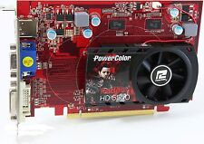 PowerColor ATI Radeon HD 5550, 512 MB DDR3, VGA, DVI, HDMI, AX5550 512MK3-H