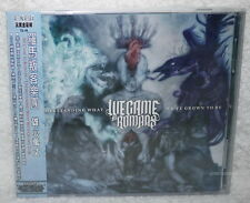 We Came As Romans Understading What We've Grown To Be Taiwan CD w/OBI