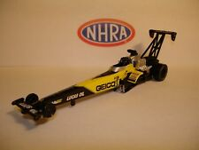 AUTO WORLD ~ Morgan Lucas GEICO ~ NHRA Top Fuel Dragster ~  FITS AFX, AW