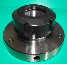 Gloster 100mm ER40 Lathe Chuck Quality  30mm capacity,  30mm through bore