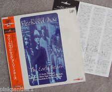 The Original  FLEETWOOD MAC The Early Years  Documentary JAPAN Laserdisc Edition