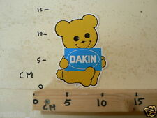 STICKER,DECAL DAKIN TEDDY BEAR SPEELGOEDBEER