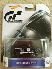Hot Wheels 2016 Gran Turismo 2009 Nissan GT-R JDM Rare Special
