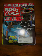May 2000 ROD & Custom Magazine: Trick Trucks Pickups Deliveries Woodies, Model A