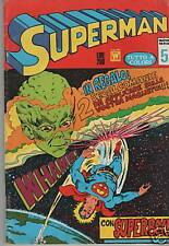 SUPERMAN  williams 2a seconda II serie  N.5  -  1972