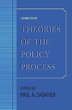 Theories of the Policy Process, Second Edition -  - Good Condition