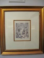 Norman Lindsay - Lady Whims Gives A Party  ***FREE DELIVERY IN SYDNEY ***