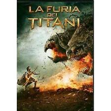 LA FURIA DEI TITANI DVD USATO