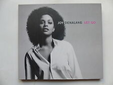 CD 8 titres JOY DENALANE Let go NES82876846622