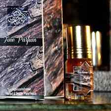 BUY 1, GET 1 FREE! Ambre Rose 3ml Arabian Oriental Spicy Amber Perfume Oil Attar