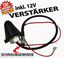 16V Dachantenne VW GOLF OPEL CORSA B ASTRA F OMEGA Antenne Adapter Antennenfuss
