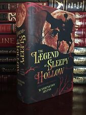 Legend of Sleepy Hollow & Stories by Washington Irving New Hardback Edition