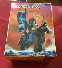 NEW NIB LEGO 6013 CASTLE HORSE KNIGHT FLAG SWARD SAMURAI SWORDSMAN NINJA HOLIDAY