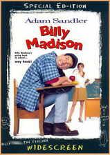 BILLY MADISON Movie POSTER 27x40 B Adam Sandler Darren McGavin Bridgette Wilson