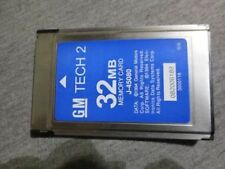 GM Tech2 Card With 6 Software 32MB Card For GM Tech2 Diagnostic Tool