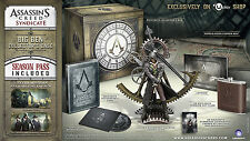"Assassin's creed Syndicate Big Ben Collector Edition PS4 COMPLETE ""NEW"""