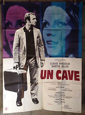 Original movie poster Cinema-Affiche originale-Un Cave 120*160 Gilles Grangier