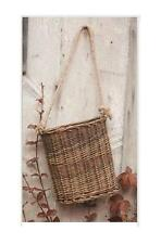 Hanging Willow Basket~Door Decor~Wall Pocket