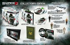 Sniper 2 Ghost Warrior Collector's Edition sur Xbox 360, neuf sous blister, VF
