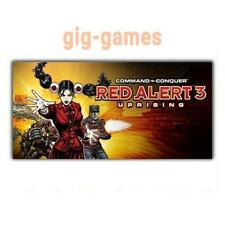 Command & Conquer: Red Alert 3 - Uprising PC Steam Download Link DE/EU/USA Key