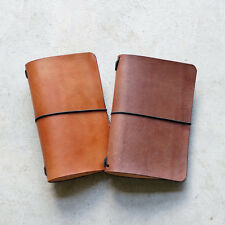 Handmade Genuine Leather Notebook Cover, Field Notes Leather Cover