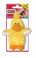 Kong Dr Noys Dog Toy Duckie X Small Squeaky Play Toy